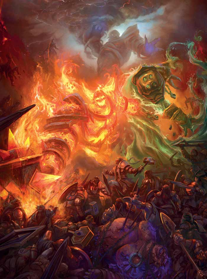 warcraft-chronicle-volume-1-ragnaros