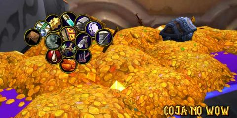 Farm de gold no wow