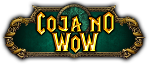 Coja no WoW logo