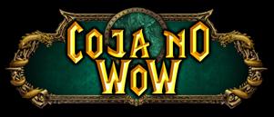 Coja no WoW logo