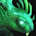 porquinho-espinho-harmonioso-mascote-batalha-warcraft