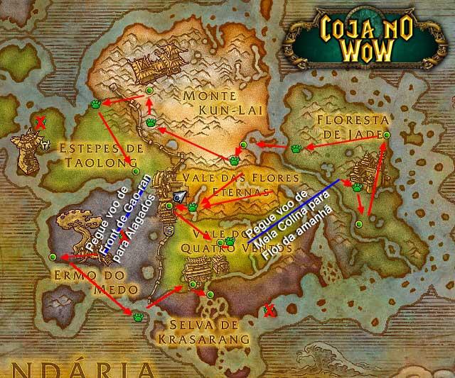 mapa-2-pandaria-feras-das-fabulas-warcraft-wow