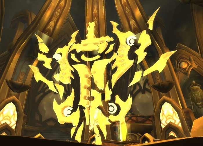 illidan-como-escolhido-wow-xira-dourada