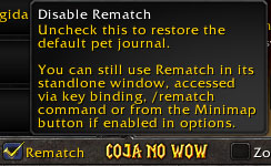rematch-desabilitar-interface-pet-battle-batalha-de-mascotes-addons-wow-world-of-warcraft