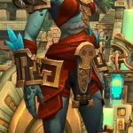 troll-zandalari-wow-heritage-armor-femele-lado